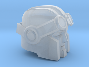 Whiny Hauler Head Commander Version in Frosted Ultra Detail
