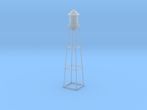 Water Tower II - Z Scale in Frosted Ultra Detail