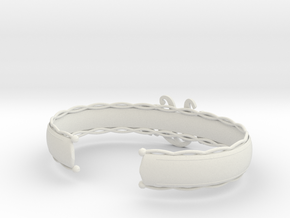 Model-4f6006c121360f8f9ff1fb76615a2ee1 in White Strong & Flexible