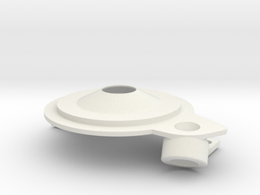 Marmon Water Pump COVER REV B  in White Strong & Flexible