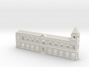 Wilmington Station3d5roof Slate Union in White Strong & Flexible