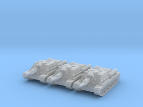 1/160 SU-122 self-propelled gun in Frosted Ultra Detail