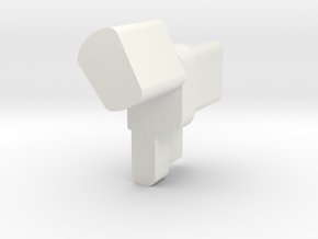Volvo XC90 Cargo Cover Holder Rigth Side Part in White Strong & Flexible