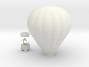 Balloon - Oscale in White Strong & Flexible