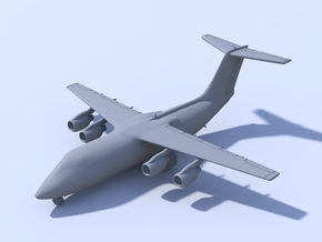 1:200 BAE 146-200 [x1][S] in Frosted Ultra Detail