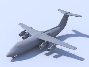 1:500 BAE 146-300 [x2][A] in Frosted Ultra Detail