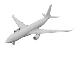 1:400_A330-200 [x1][S] in Frosted Ultra Detail