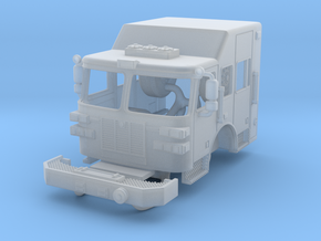 1/87 Sutphen High cab in Frosted Extreme Detail