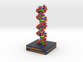 BENCHWORKS DNA in Full Color Sandstone