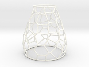 PenTree by metaphor(m)s in White Strong & Flexible Polished