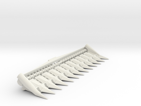 N series 12 Row in White Strong & Flexible