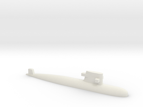PLA[N] 039G Submarine, 1/1800 in White Strong & Flexible