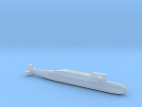 PLA[N] 094 SSBN, Full Hull, 1/1800 in Frosted Ultra Detail