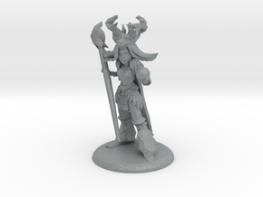IVY THE DRYAD in Polished Metallic Plastic