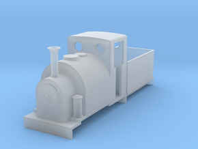 OO9 Ffestiniog Style Loco - Minitrains Stainz in Frosted Ultra Detail