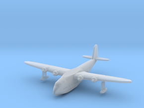 Short Empire Flying Boat 1/700 scale in Frosted Extreme Detail