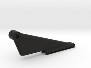 Lowrance Transducer Mount in Black Strong & Flexible