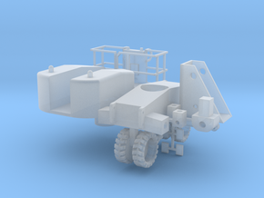 Boom Lift - 1-87 HO Scale F.U.D. in Frosted Ultra Detail
