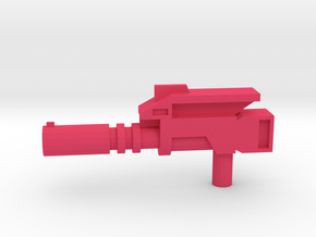 Transformers Cw Brawl G1 Gun in Pink Strong & Flexible Polished