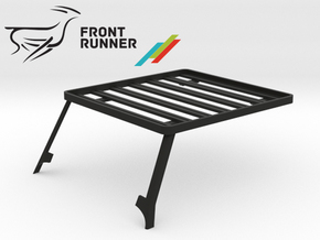 FR10002 Front Runner Rack Short in Black Strong & Flexible