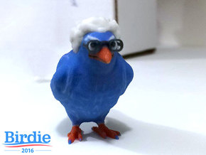 Birdie Sanders in Full Color Sandstone