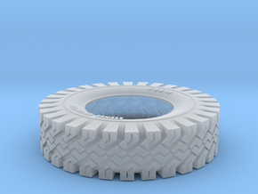 Snow Tire V2 in Frosted Ultra Detail