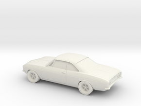 1/87 1969 Chevrolet Corvair in White Strong & Flexible