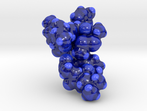 Oxytocin in Gloss Cobalt Blue Porcelain