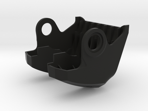 TBS Vendetta - Front Bumper 3D Print in Black Strong & Flexible
