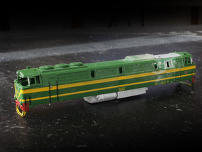 Hispatren 333 to DSB MZ type 2 in Frosted Ultra Detail
