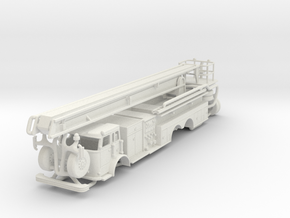 Crown Snorkel w/ Pump Panel 1/64 in White Strong & Flexible