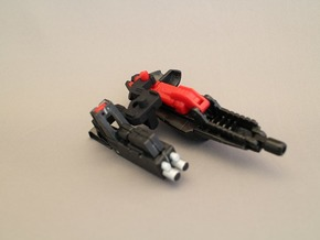 Classics Optimus Prime Weapon Hold Parts in Black Strong & Flexible