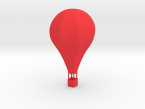 Airballoon in Red Strong & Flexible Polished