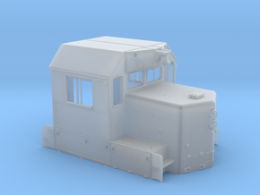 "CP SD40-2 81"" Nose As-Built Cab 1/87.1 in Frosted Extreme Detail"
