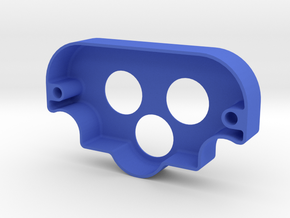 KTGA-02 Cover in Blue Strong & Flexible Polished