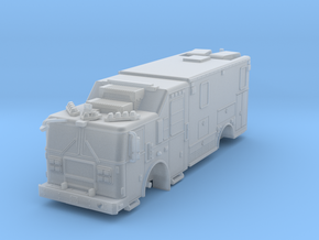 1/64 FDNY seagrave communication truck in Frosted Ultra Detail