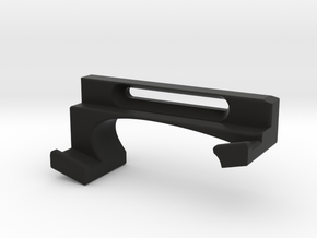 Caliper Wall Mount in Black Strong & Flexible
