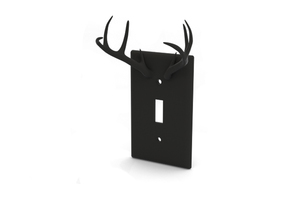 Light Switch in Black Strong & Flexible