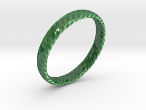 Twistium - Bracelet P=190mm h15 in Gloss Oribe Green Porcelain