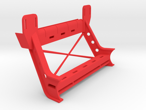 Pelican - Extension leg for Drone DJI Phantom  in Red Strong & Flexible Polished