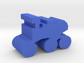 Game Piece, Rover Probe in Blue Strong & Flexible Polished