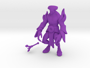 Faceless Void in Purple Strong & Flexible Polished