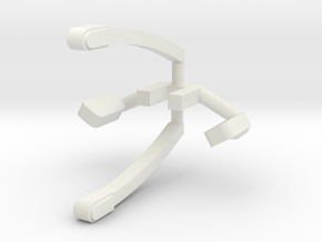 R Series JD Accessories in White Strong & Flexible