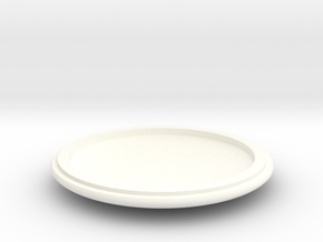 Radarre in White Strong & Flexible Polished
