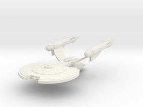 Akyazi Class VII C HvyDestroyer     New Axanar Shi in White Strong & Flexible