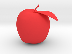 Apple in Red Strong & Flexible Polished