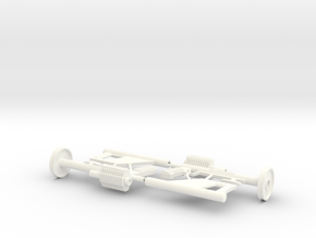 2X NO MUZZLE SF POLISH in White Strong & Flexible Polished