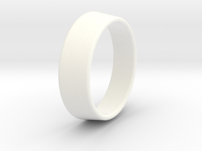Ring24x26-8x1.5 in White Strong & Flexible Polished