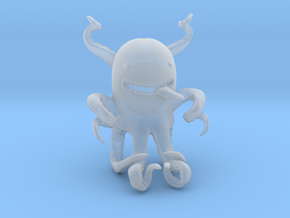 Octopus 3D -14 in Frosted Ultra Detail
