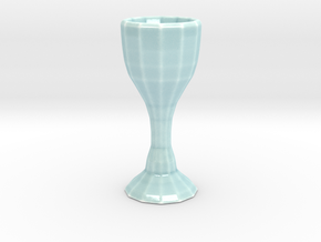 Classy Glass Exclusive Design in Gloss Celadon Green Porcelain